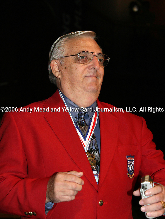 28 August 2006: Hall of Famer Lloyd Monsen. The National Soccer Hall of Fame Induction Ceremony was held at the National Soccer Hall of Fame in Oneonta, New York.