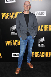 """Sam Catlin arrives at AMC's """"Preacher"""" Season 2 Premiere Screening held at the Theater at the Ace Hotel in Los Angeles, CA on Tuesday, June 20, 2017.  (Photo By Sthanlee B. Mirador) *** Please Use Credit from Credit Field ***"""