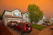 2020 Oregon Wildfires