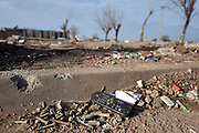 Nicolas Celaya/ URUGUAY/ SORIANO/ DOLORES<br /> En la foto, Vista de la ciudad de Dolores a 1 mes de ser afectada por el paso de un tornado del 15 de abril de 2016. Nicolás Celaya /adhocFotos<br /> 2016 - 18 de mayo - miercoles