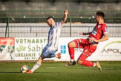 during football match between NŠ Mura and NK Aluminij in 24th Round of Prva liga Telekom Slovenije 2018/19, on March 31, 2019 in Fazanerija, Murska Sobota, Slovenia. Photo by Blaž Weindorfer / Sportida