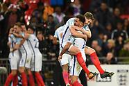 England v Slovenia 051017