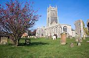 Church of Saint Andrew, Walberswick, Suffolk