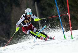 GRAF Mathias of Austria during the Audi FIS Alpine Ski World Cup Men's Slalom 58th Vitranc Cup 2019 on March 10, 2019 in Podkoren, Kranjska Gora, Slovenia. Photo by Matic Ritonja / Sportida