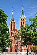 Bazylika archikatedralna Wniebowzięcia Najświętszej Maryi Panny w Białymstoku, Polska<br /> Cathedral Basilica of the Assumption of the Blessed Virgin Mary, Białystok, Poland