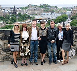The Edge of Love photocall at Edinburgh Castle.©2007 Michael Schofield. All Rights Reserved.