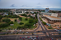 Intersection of Liberia Road & Independence Avenue, Accra City Centre