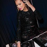 NLD/Rotterdam/20120516 - Verjaardag en boekpresentatie Magali Gorre, DJ Sunny
