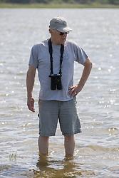 Bob Prescott On Horseshoe Crab Survey