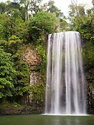 The famous Millaa Millaa waterfall, near Millaa Millaa, QLD, Australia