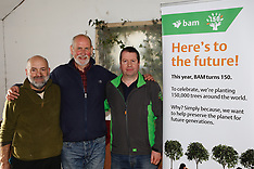 BAM 150 planting day - 39 Cooneen Rd, Fivemiletown BT75 0NJ, UK