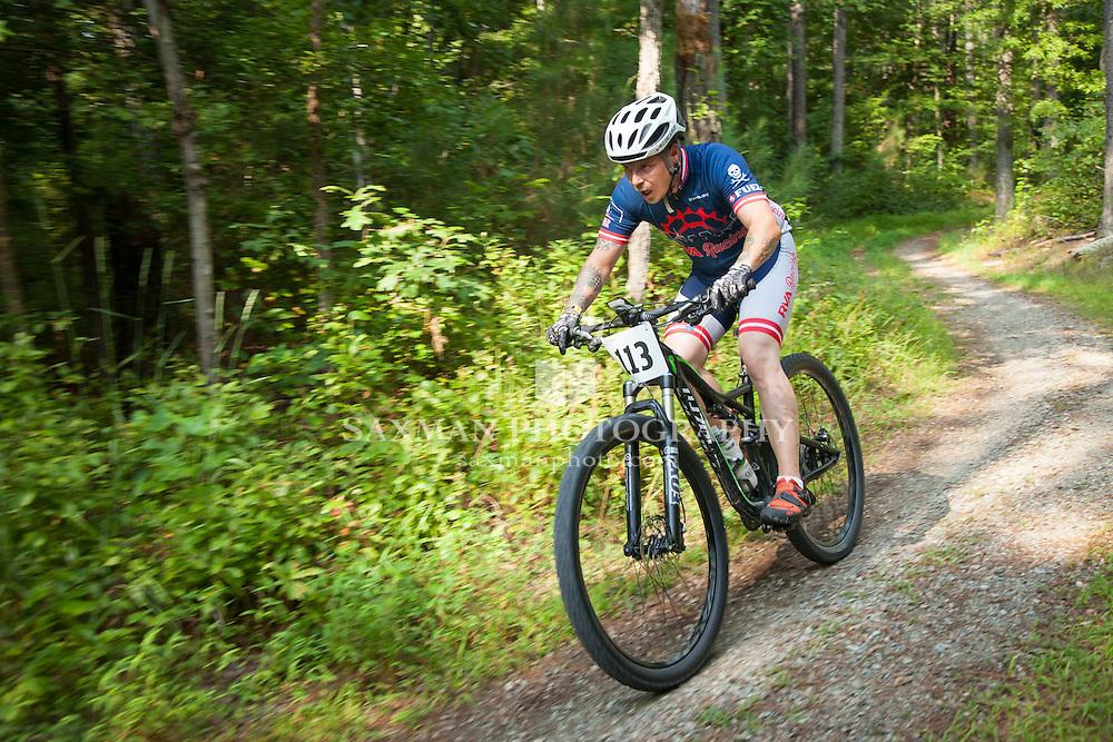 2014 Guts Gravel & Glory bike race at Pocahontas State Park