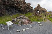 Djupalonssandur in Snaefellsnes peninsula.