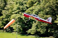 De Havilland Canada DHC-1 Chipmunk  at the Midlands Air Festival Photo by Chris wynne