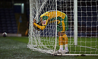 Photo: Paul Thomas.<br /> Burnley v Norwich City. Coca Cola Championship. 23/10/2007.<br /> <br /> Dejected Jamie Cureton of Norwich after he misses a great goal scoring chance.