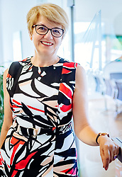 THEMENBILD - Adler Pharma-Geschäftsführerin Mag. pharm. Susana Niedan-Feichtinger. Die Adler-Pharma Produktion und Vertrieb GmbH ist eine Pharma Firma und ist auf die Herstellung von Schüßler-Salzen (Österreichs Marktführer) spezialisiert, aufgenommen am 29. Juni 2017, Bruck an der Großglocknerstraße, Österreich // Adler Pharma Managing Director Mag. Pharm. Susana Niedan-Feichtinger. Adler-Pharma Produktion und Vertrieb GmbH is a pharmaceutical company specialized in the production of Schüßler salts (Austria's market leader) in Bruck an der Großglocknerstraße, Austria on 2017/05/29. EXPA Pictures © 2017, PhotoCredit: EXPA/ JFK
