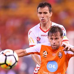 3rd March 2018 - A-League RD22: Brisbane Roar v Adelaide United
