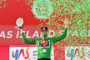 Foto LaPresse - Gian Mattia D'Alberto<br /> 27 Febbraio 2021 Abu Dhabi (Emirati Arabi Uniti)<br /> Sport Ciclismo<br /> UAE Tour 2021 -YAS ISLAND STAGE- Tappa 7 - Da Yas Mall a Abu Dhabi Breakwater -147 km.<br /> Nella foto:  David Dekker (Jumbo-Visma) , maglia verde<br /> <br /> Photo LaPresse - Gian Mattia D'Alberto<br /> February 27, 2021 Abu Dhabi (United Arab Emirates) <br /> Sport Cycling<br /> UAE Tour 2021 -DUBAI STAGE- Stage 7 - From Yas Mall at Abu Dhabi Breakwater - 91,3 miles<br /> In the pic: David Dekker (Jumbo-Visma) , green jersey