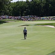 Jordan Spieth, USA, during The Barclays Golf Tournament at The Plainfield Country Club, Edison, New Jersey, USA. 27th August 2015. Photo Tim Clayton