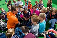 15-09-2017 - Foto van het KLM Open 2017 gespeeld op The Dutch in Spijk.. Wiebe Giesen bij Golfraak.nl