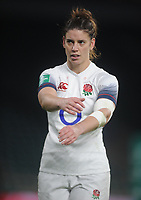Rugby Union - 2017 Old Mutual Wealth Series (Autumn Internationals) - England vs. Canada Women<br /> <br /> Sarah Hunter of England at Twickenham.<br /> <br /> COLORSPORT/ANDREW COWIE