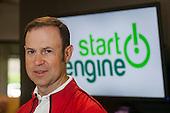 Howard Marks, managing director of StartEngine.