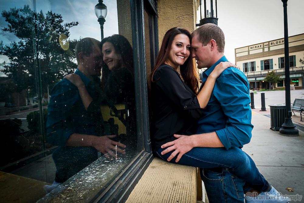 Kayla engagement, Sunday, October 23, 2016.<br /> Photo Brian Baer
