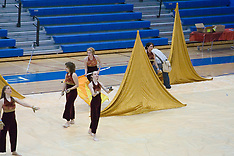 Indoor Guard, Percussion, Twirlers 2006-2019,2021