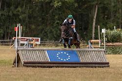 Augustyns Arnout, BEL, Elly van't Hof Terrijckel Z<br /> CCI2*-S Arville 20202<br /> © Hippo Foto - Dirk Caremans<br />  22/08/2020