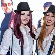 NLD/Amsterdam/20200218 - Premiere The Gentlemen, .............
