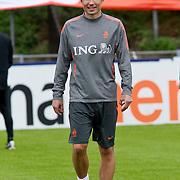 NLD/Katwijk/20110808 - Training Nederlands Elftal voor duel Engeland - Nederland, Mark van Bommel