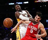 Basketball: 20170312 Los Angeles Lakers vs Philadelphia 76ers