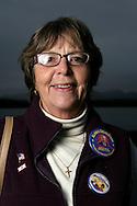 12th September 2008, Wasilla, Alaska. Sally and Charles 'Chuck' Heath, the parents of the Alaskan Governor, Sarah Palin. Palin is the US Republican Vice Presidential pick. PHOTO © JOHN CHAPPLE / REBEL IMAGES.tel: +1-310-570-910