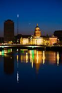 Photographer: Paul Lindsay Customs House, Dublin