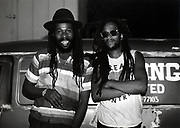 Don Letts and Big Youth - Jamaica 1983