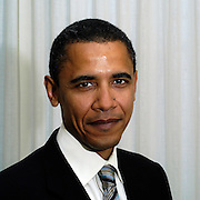 Illinois senator Barack Obama photographed in Chicago, IL June 6, 2006.