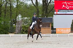 Roos Laurence, (BEL), Fil Rouge<br /> CDI3* Roosendaal 2015<br /> © Hippo Foto - Leanjo de Koster<br /> 09/05/15