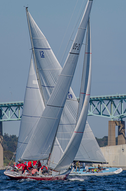 Harry H. Anderson Memorial Pursuit Race<br /> <br /> 12 Metre Class<br />  2021 North American Championships