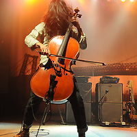 The Avett Brothers perform at Trask Coliseum on the campus of UNCW Friday, April 8, 2011 during the 64th Annual N.C Azalea Festival. Photo By Mike Spencer/STAR-NEWS
