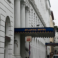 Europe, Germany, Hamburg. Hotel Atlantic Kempinski in Hamburg.