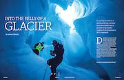 EOS: Into the Belly of a Glacier (June 2016)