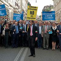 Manifestazione  Avvocati