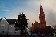 Cambridge Road Methodist Church in Birmingham, United Kingdom.