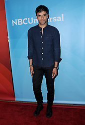 Sean Teale bei der NBC Universal Summer Press Tour in Beverly Hills / 030816 ***Summer Press Tour at the Beverly Hilton on August 3, 2016***