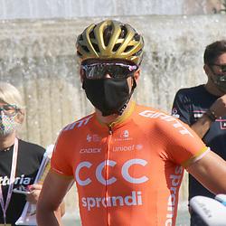 08-08-2020: Wielrennen: Milaan-San Remo: San Remo<br /> Greg van Avermaat