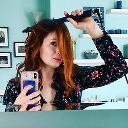 """Felicia Day releases a photo on Instagram with the following caption: """"Life behind the mirror."""". Photo Credit: Instagram *** No USA Distribution *** For Editorial Use Only *** Not to be Published in Books or Photo Books ***  Please note: Fees charged by the agency are for the agency's services only, and do not, nor are they intended to, convey to the user any ownership of Copyright or License in the material. The agency does not claim any ownership including but not limited to Copyright or License in the attached material. By publishing this material you expressly agree to indemnify and to hold the agency and its directors, shareholders and employees harmless from any loss, claims, damages, demands, expenses (including legal fees), or any causes of action or allegation against the agency arising out of or connected in any way with publication of the material."""