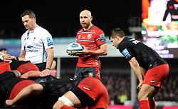 Willi Heinz of Gloucester Rugby - Mandatory by-line: Nizaam Jones/JMP - 22/02/2019 - RUGBY - Kingsholm - Gloucester, England- Gloucester Rugby v Saracens - Gallagher Premiership Rugby