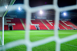 A general view of St James Park  prior to kick off - Mandatory by-line: Ryan Hiscott/JMP - 13/11/2018 - FOOTBALL - St James Park - Exeter, England - Exeter City v Bristol Rovers - Checkatrade Trophy