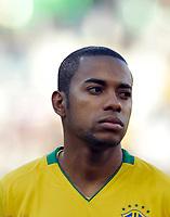 Fotball<br /> Egypt v Brasil<br /> Foto: DPPI/Digitalsport<br /> NORWAY ONLY<br /> <br /> FOOTBALL - CONFEDERATIONS NATIONS CUP 2009 - GROUP B - 1ST ROUND - BRAZIL v EGYPT - 15/06/2009<br /> <br /> ROBINHO (BRA)