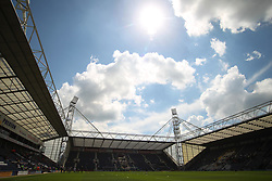 General view of Deepdale Stadium before the friendly match between Preston North End and Newcastle United - Mandatory by-line: Jack Phillips/JMP - 22/07/2017 - FOOTBALL - Deepdale - Preston, England - Preston North End v Newcastle United - Pre-Season Club Friendly